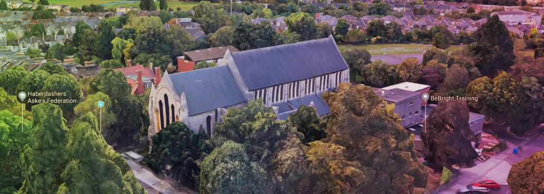church on telegraph hill