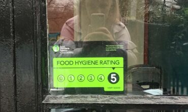 Very good Food Hygiene Inspection at bebright nursery Brockley